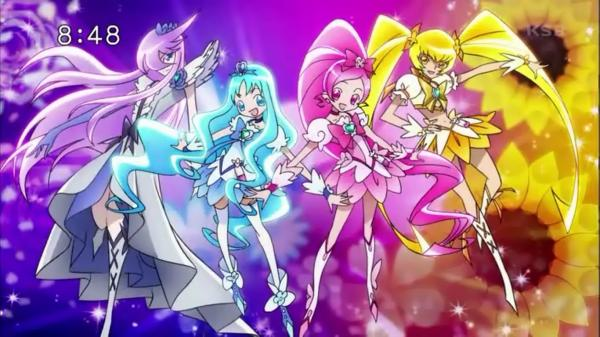 preview Heartcatch Precure!