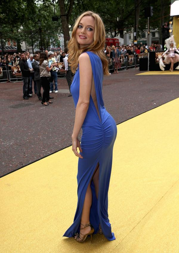 preview Heather Graham