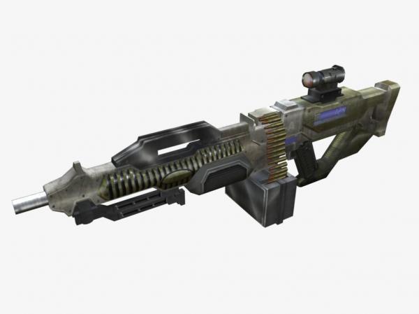 preview Heavy Machine Gun