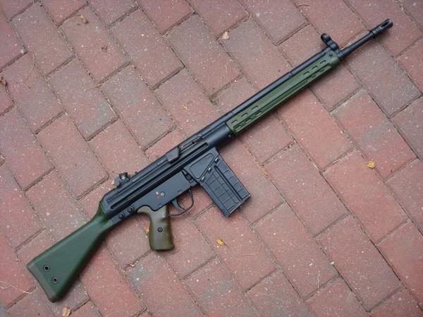 preview Heckler & Koch G3 Assault Rifle