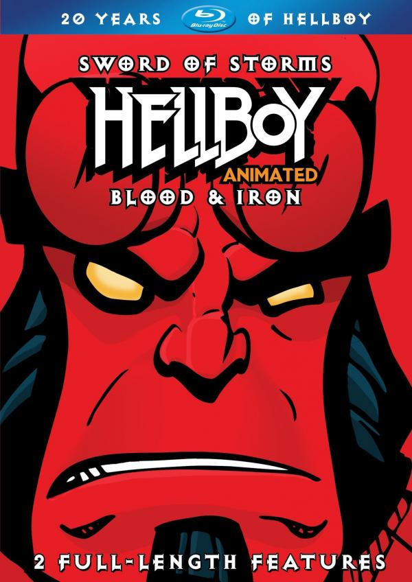 preview Hellboy: Blood And Iron