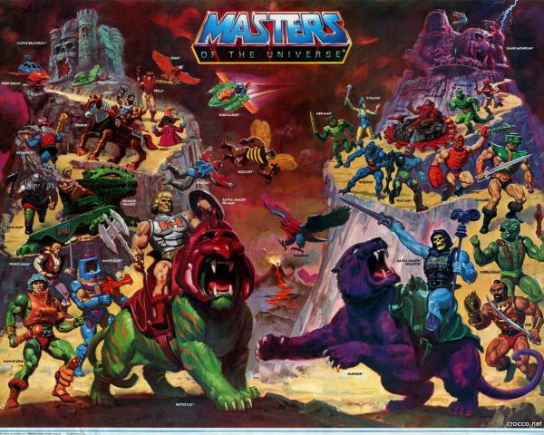 preview He-Man And The Masters Of The Universe