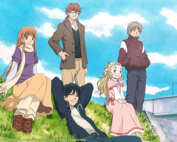 preview Honey And Clover