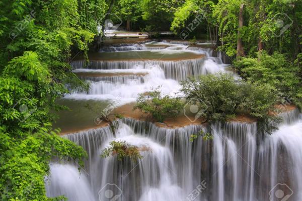 preview Huai Mae Kamin Waterfall