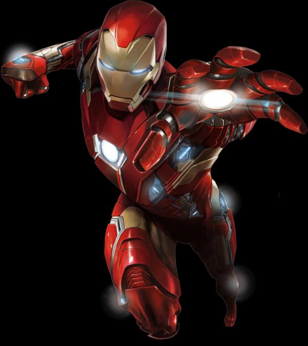 preview Iron Man