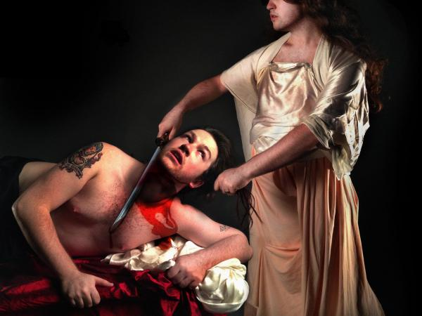 preview Judith Beheading Holofernes