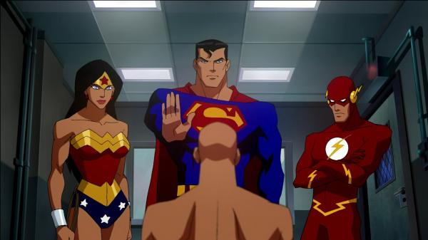 preview Justice League: Crisis On Two Earths