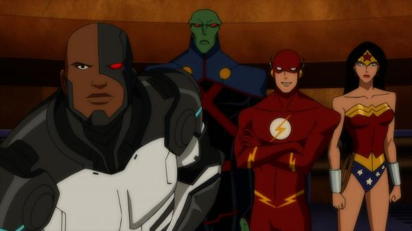preview Justice League: Doom