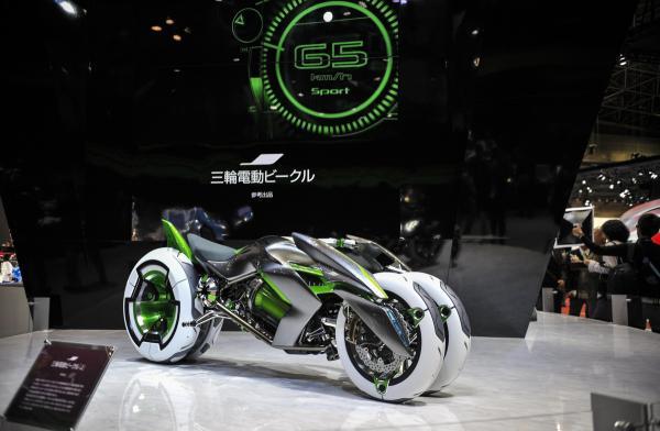 preview Kawasaki Electric J