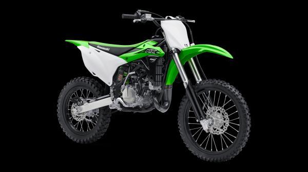preview Kawasaki KX