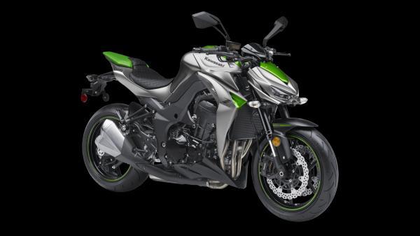 preview Kawasaki Z1000