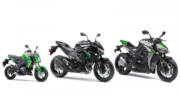 preview Kawasaki Z125 Pro
