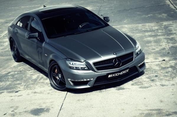 preview Kicherer Mercedes Cls 63 Amg