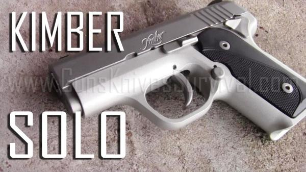preview Kimber Pistol