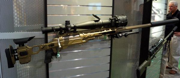 preview Kimber Rifle