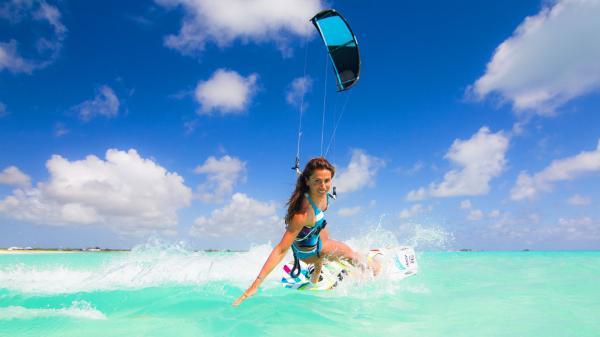 preview Kitesurfing