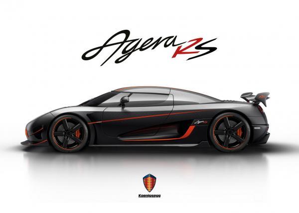 preview Koenigsegg Agera