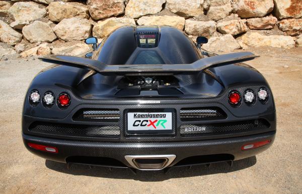 preview Koenigsegg CCXR