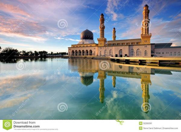 preview Kota Kinabalu City Mosque