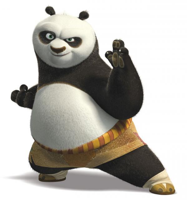 preview Kung Fu Panda