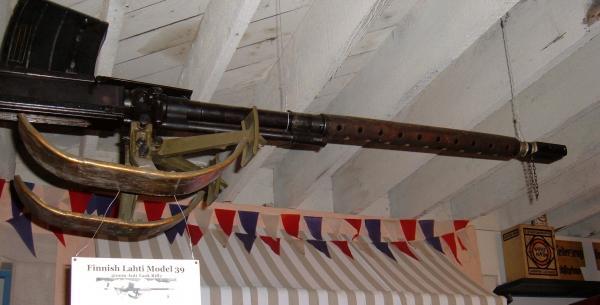preview Lahti L-39 Rifle