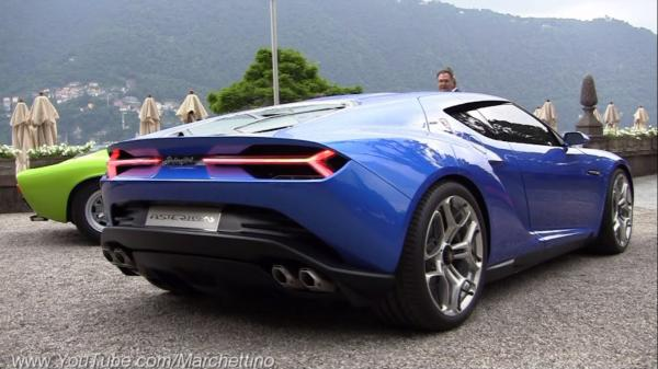 preview Lamborghini Asterion