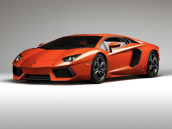 preview Lamborghini Aventador LP 700-4