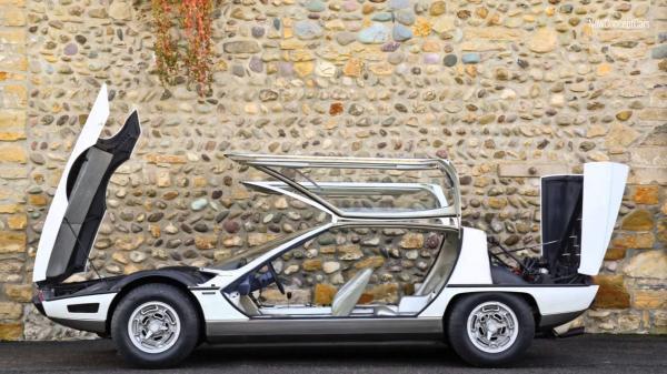 preview Lamborghini Marzal