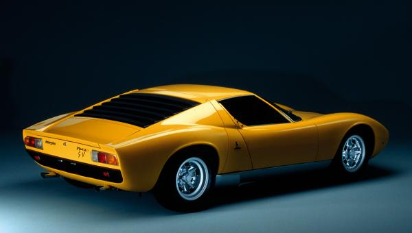 preview Lamborghini Miura