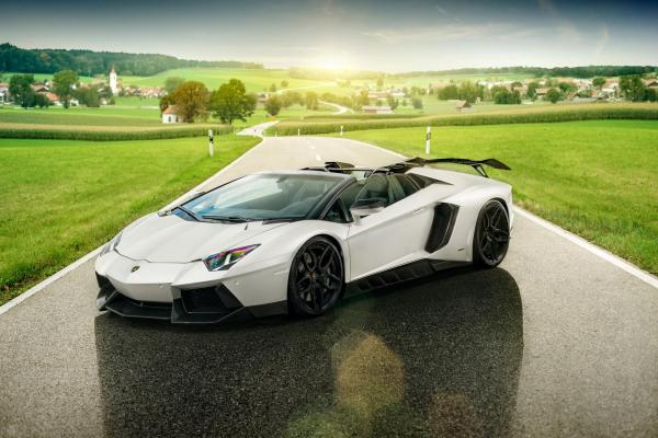 preview Lamborghini Novitec Torado