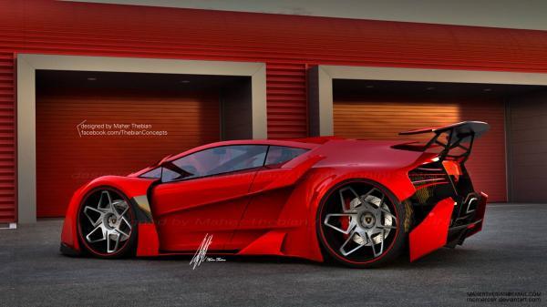 preview Lamborghini Sinistro