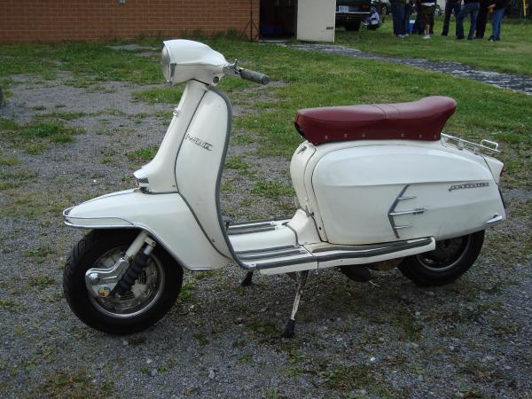 preview Lambretta Scooter