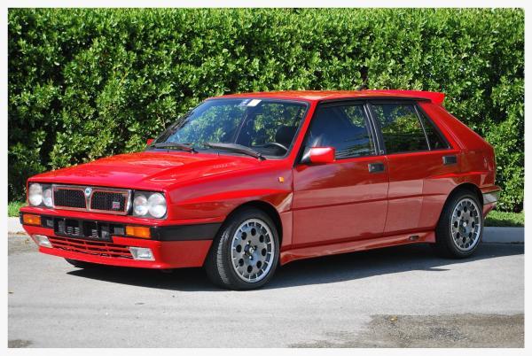 preview Lancia Delta