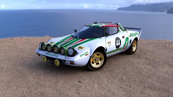preview Lancia Stratos