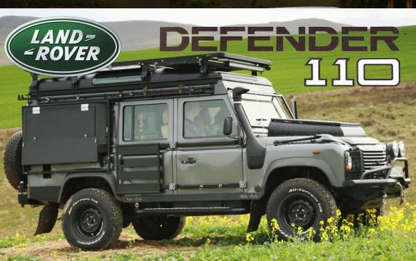 preview Land Rover Defender