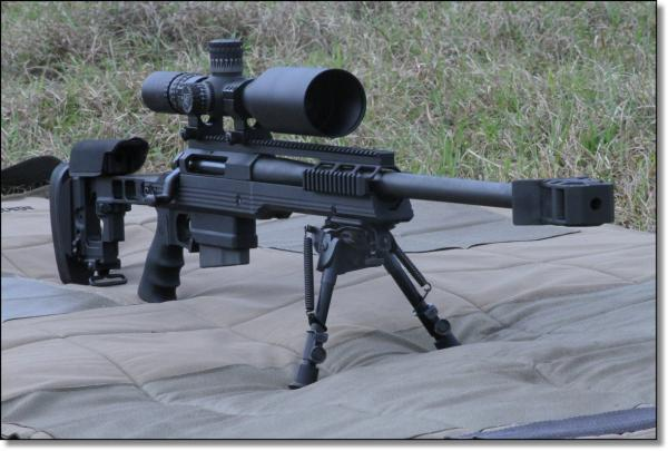 preview Lapua .338 Sniper Rifle