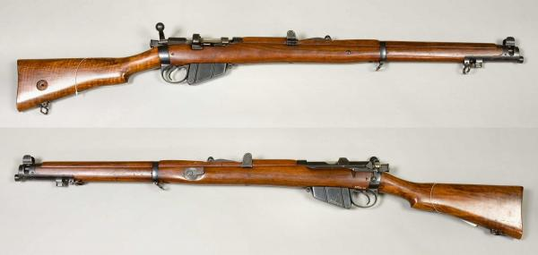 preview Lee Enfield Mk Iii Rifle