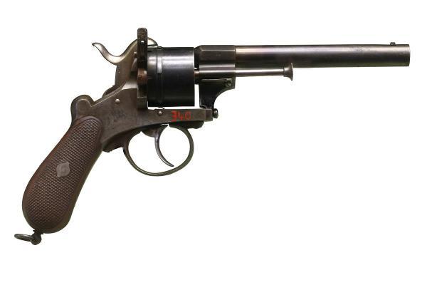 preview Lefaucheux Revolver