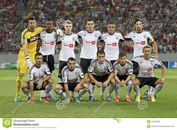 preview Legia Warsaw