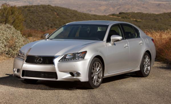 preview Lexus GS