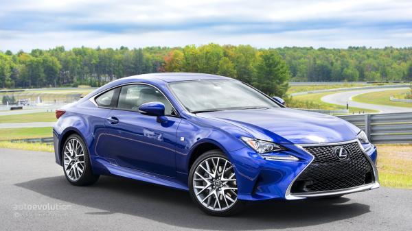 preview Lexus RC