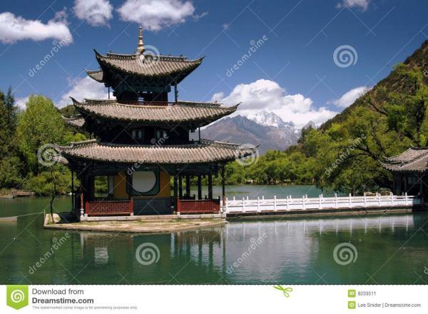 preview Lijiang Pagoda