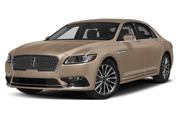 preview Lincoln Continental