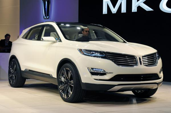 preview Lincoln Mkc Concept