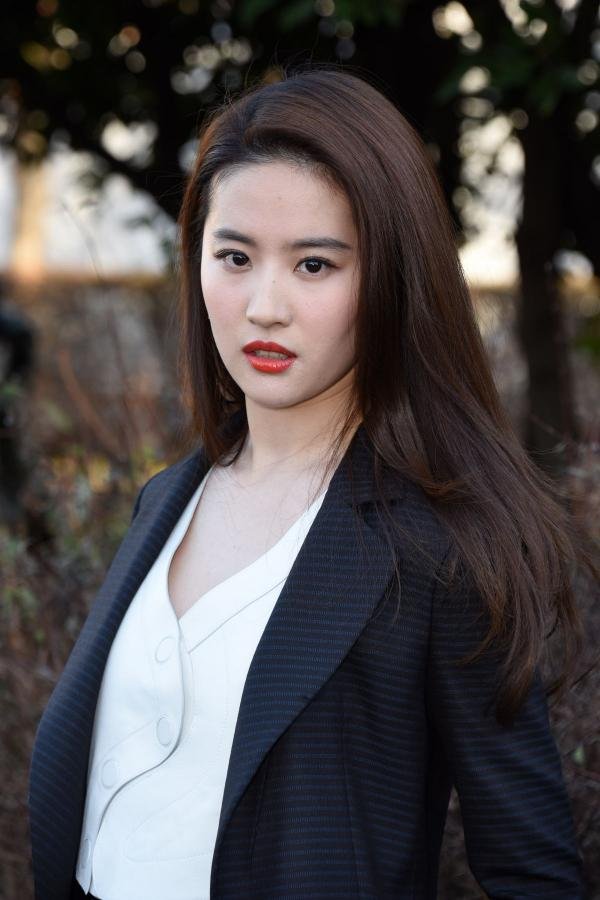 preview Liu Yifei