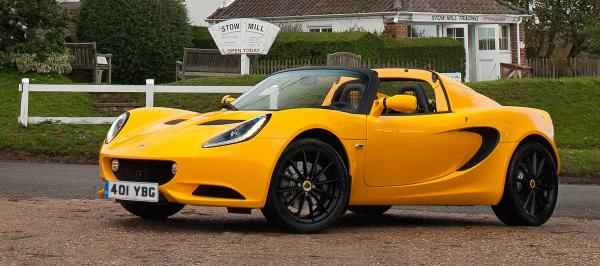 preview Lotus Elise