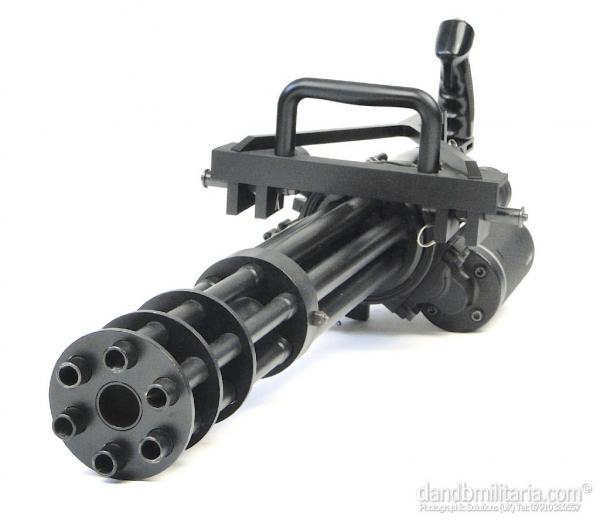 preview M134 Minigun