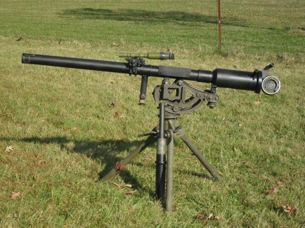 preview M18 57mm Recoilless Rifle