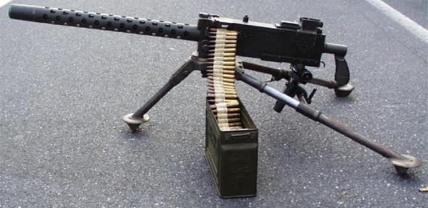 preview M1919 Browning Machine Gun