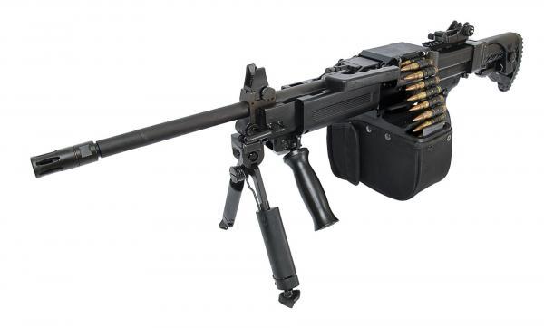 preview Negev Ng7 Machine Gun